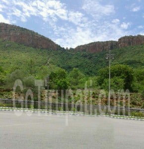 Tirumal Hills view from Toll