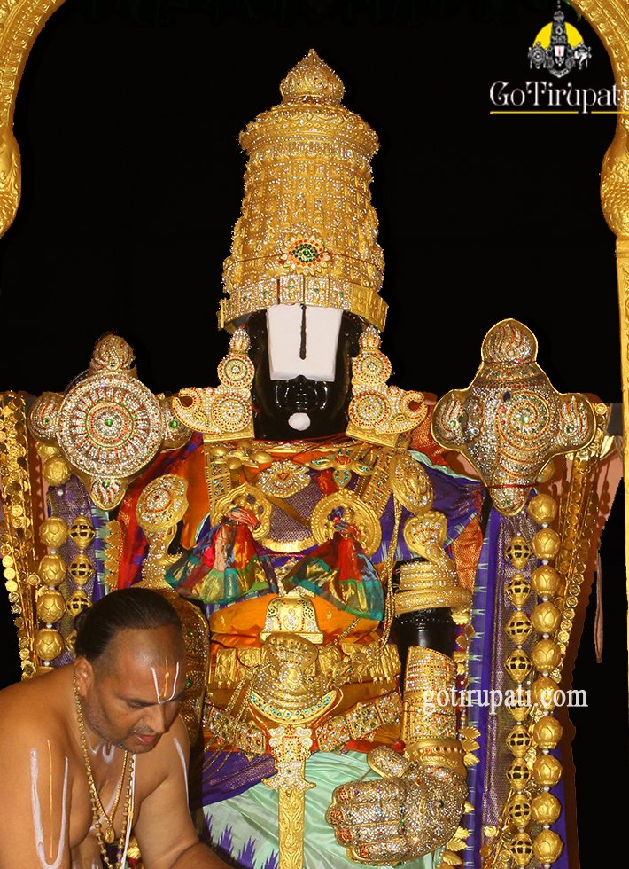 Thomala Seva - Timings, Tickets Online booking, Tirumala, TTD,