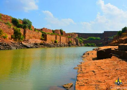 GandiKota Fort Inside