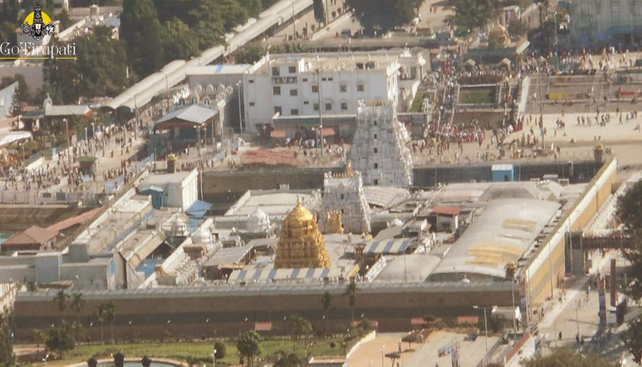Tirumala Tirupati Temple Sunday Darshan Timings
