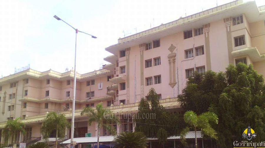 Ttd Rooms Advance Booking Online