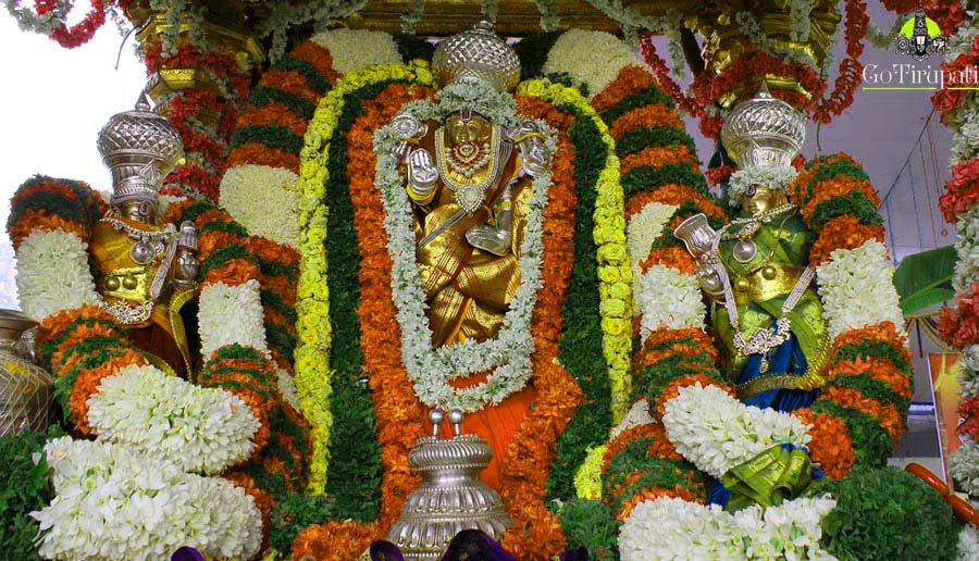 TTD Temples Tour Package