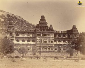 Chandragiri Fort Old pic6 copy