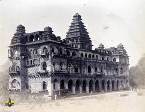 Chandragiri fort old pic copy