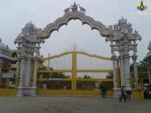 Vellore Golden Temple Abhishekam