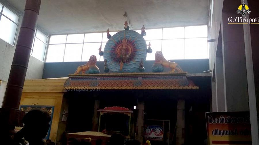 Thingalur Temple