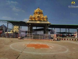 Yadadri Temple Timings
