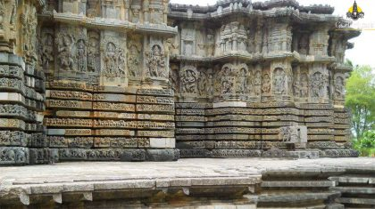 Kedareshwara Temple Halebidu1 Copy
