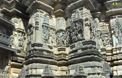 Kedareshwara Temple Halebidu10 Copy