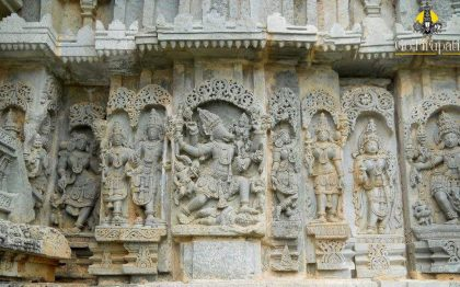 Kedareshwara Temple Halebidu2 Copy