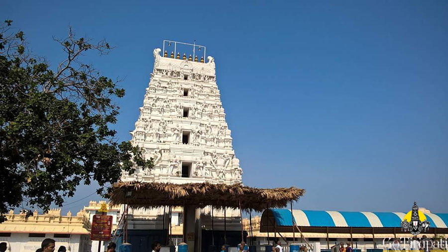 Annavaram Temple Accommodation Online Booking Advance