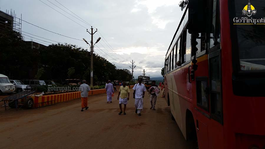 Srisailam hyderabad bus route timings ticket cost online booking altavistaventures Gallery