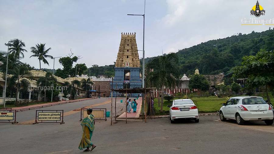 Simhachalam Temple Darshan Timings