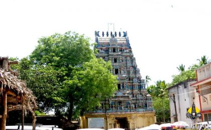 Thirumanancheri Temple