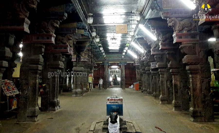 Thirunageswaram Temple Bus Train Timings