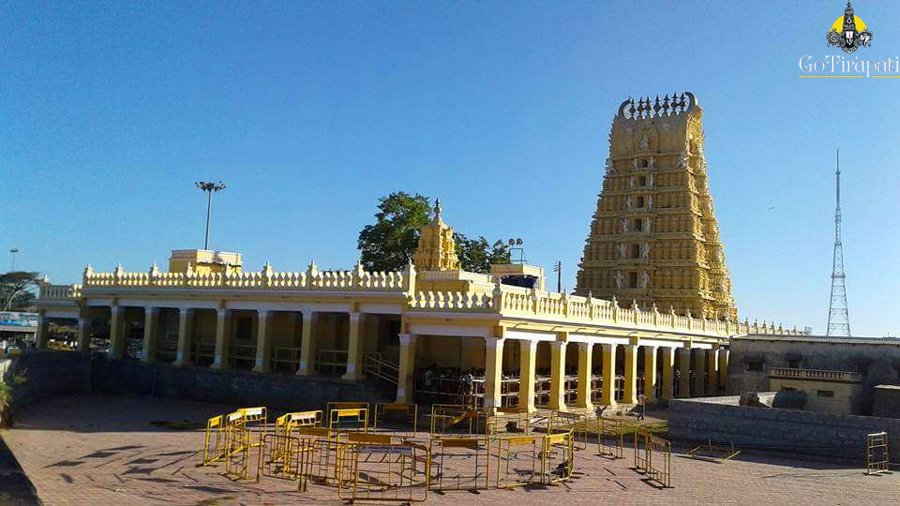 Chamundeshwari Temple Mysore, History, Darshan Timings ...