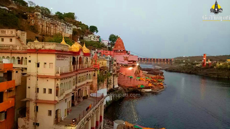 Omkareshwar Temple Pooja