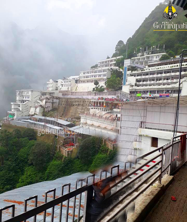 Online Room Booking In Vaishno Devi Bhawan