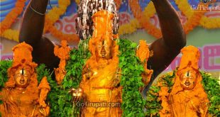 Tirupati Darshan Booking