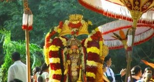 Tirupati Physically Challenged Darshan
