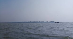 Chilika lake boating