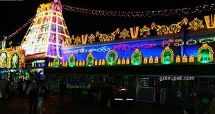 Tirupati tourism package