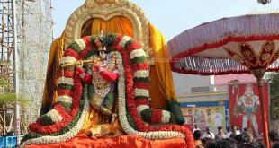 Srinivasa Mangapuram Temple Timings