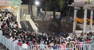 300 rs Darshan Tickets Availability Chart